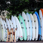 Ryan Chesla Photography - Travel Costa Rica - Surfboards
